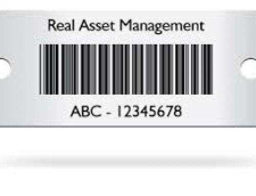 Barcode And Fixed Asset